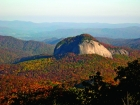 Looking Glass Rock, North Carolina