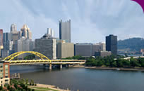 Downtown Pittburgh