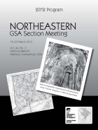 2012 Northeastern Meeting Program
